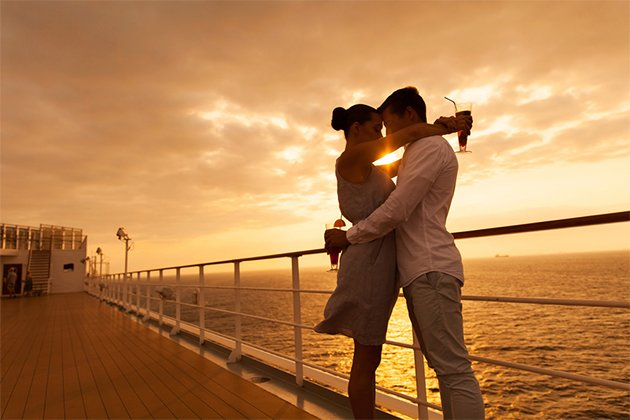 Ultimate Romantic cruise - Tour