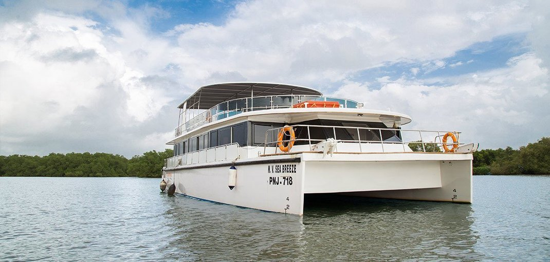 CORPORATE BOAT — BOAT CRUISE - Tour