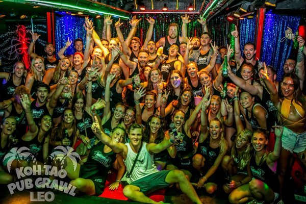 Koh Tao Pub Crawl (Deposit Only) - Tour