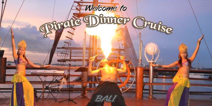 Pirate Dinner Cruise - Tour