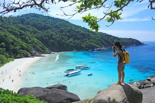 Similan Island by Speed Boat Tour - Tour