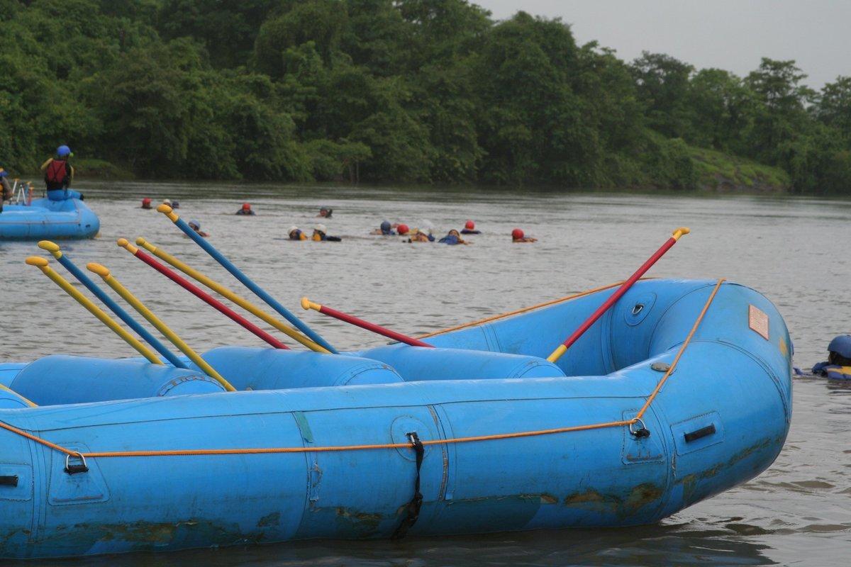 About Kundalika Rafting