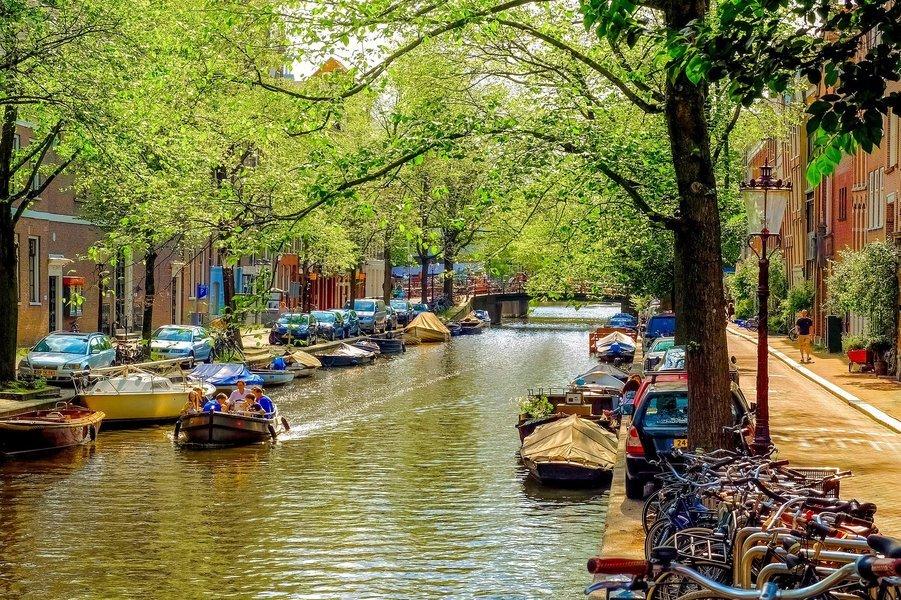 Amsterdam-Paris - Tour