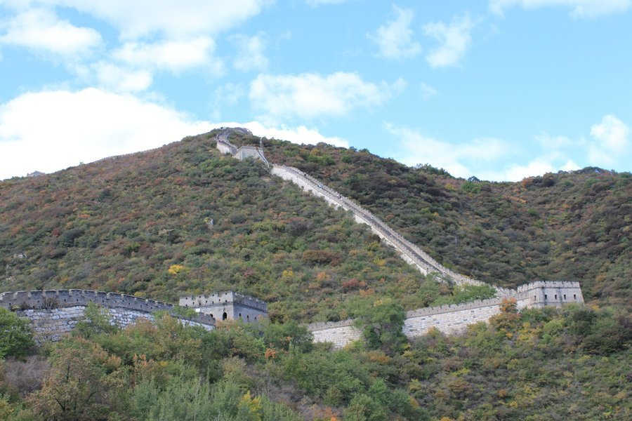 GWB16- Guided bus tour to Mutianyu Great Wall from Beijing (day tour) - Tour
