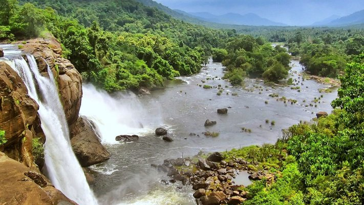 Cochin- Athirapally - Tour