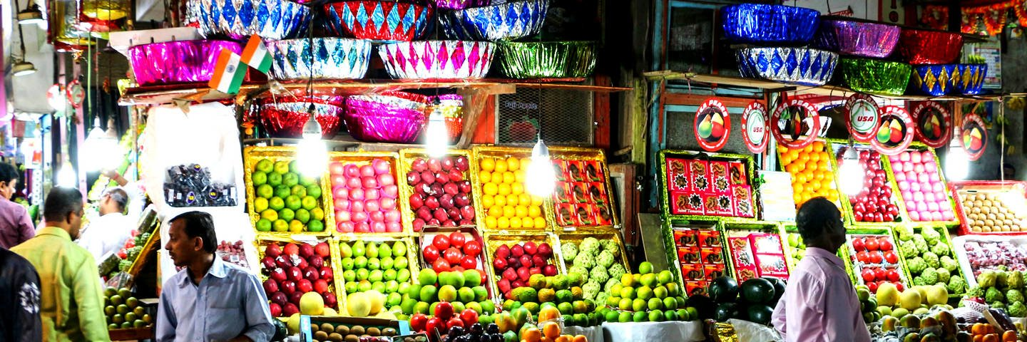 Markets of Bombay - Tour