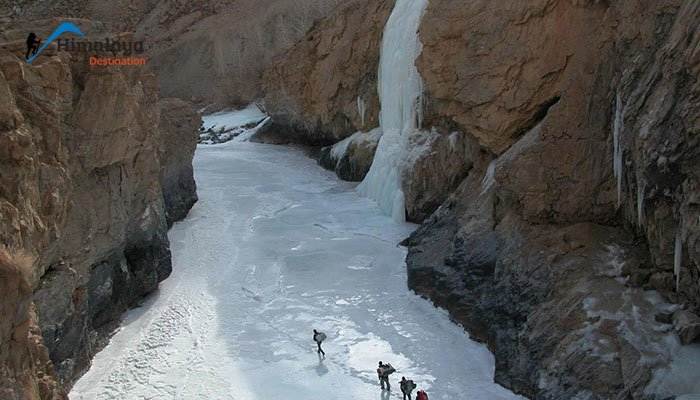 Chadar Lingshed Trek - Tour