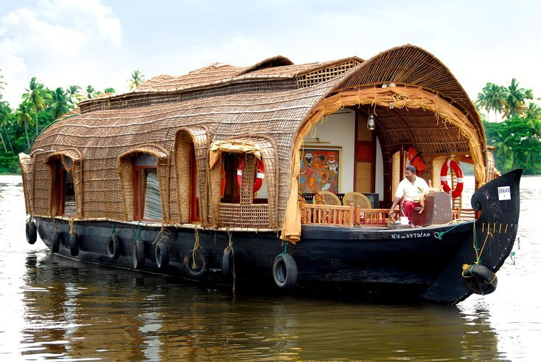 Varkala - Alleppey - Cochin - Tour