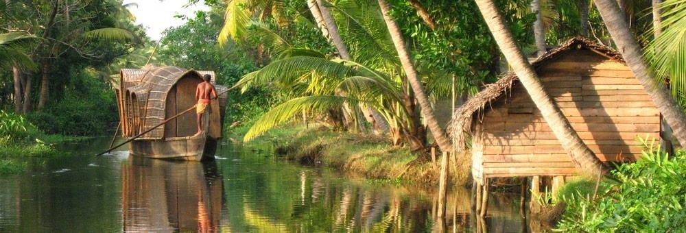 Alleppey - Munnar - Cochin - Tour