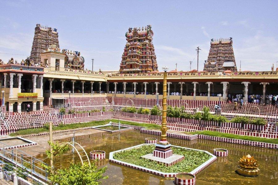 Kovalam - Kanyakumari - Rameswaram - Madurai - Tour