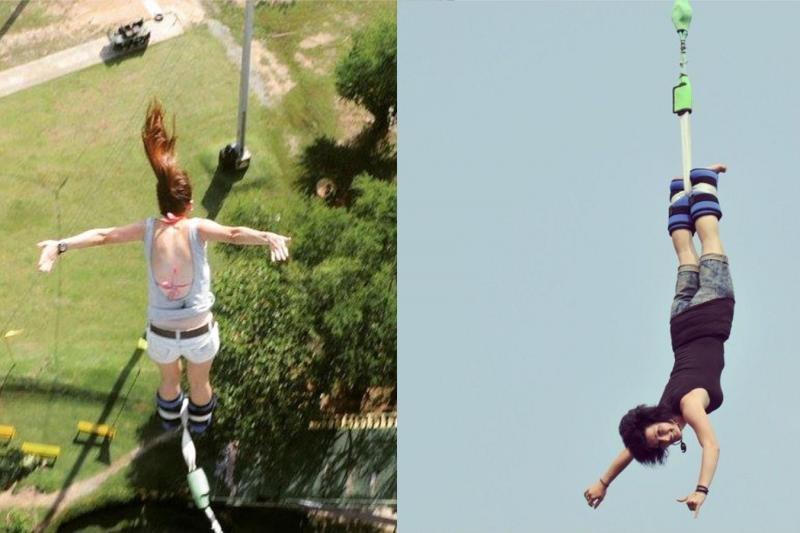 Pattaya Bungy Jump - Tour
