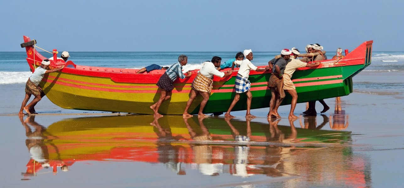 Kovalam - Kanyakumari - Madurai - Munnar - Alleppey - Tour