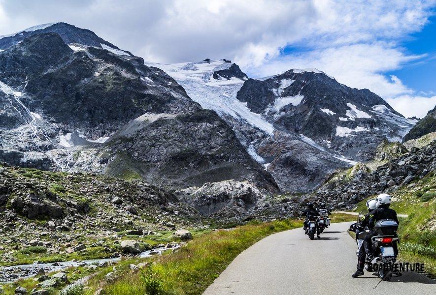 Alpes Grandes Puertos - Un tour por todo lo alto - Tour