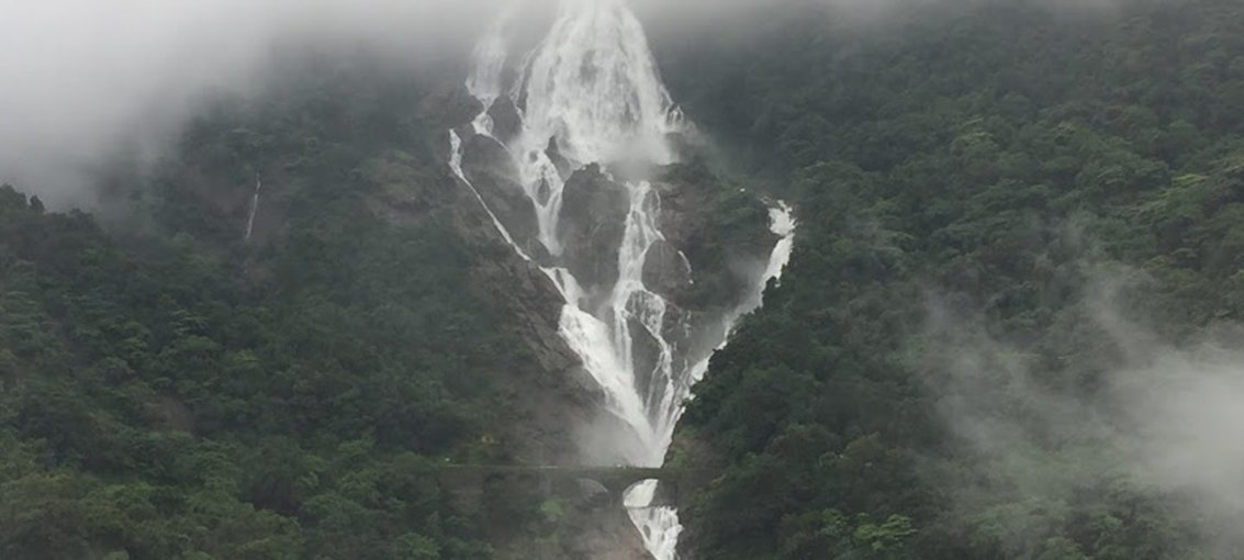 Dudhsagar Waterfall Adventure Tour - Tour