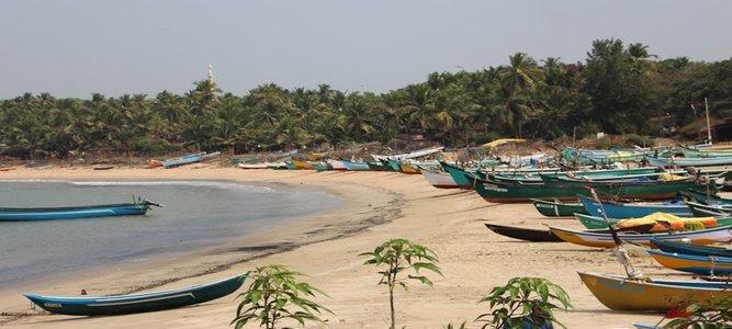 Kumta Gokarna Beach Trek