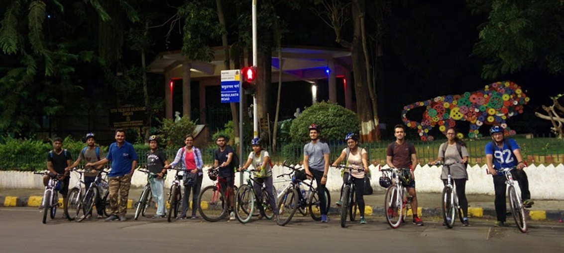 Midnight Cycle Ride & Breakfast Ride - Tour