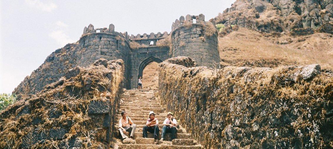 Rajgad Torna Range Trek - Tour