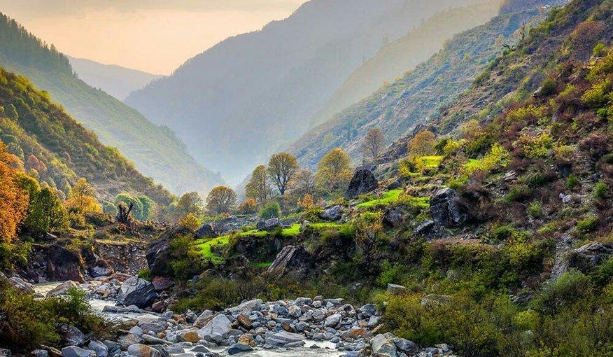 New Year Special Himalayan Har Ki Dun Trek and Rishikesh Rafting - Tour