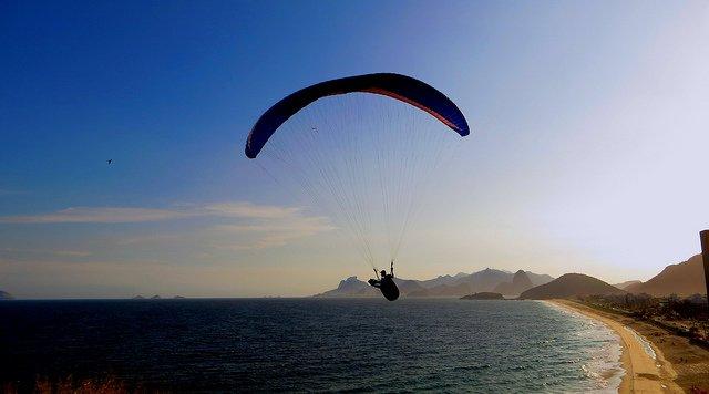 Tandem Paragliding at Kamshet - Collection