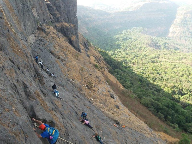 Thrilling Trek to Dhak Bahiri - Tour