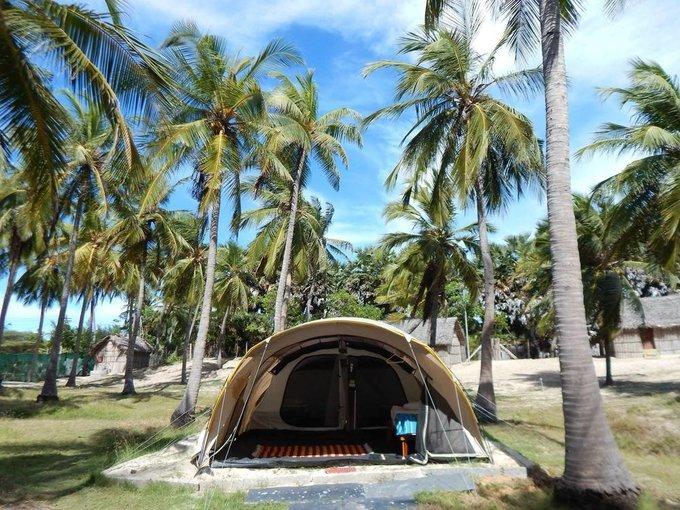 Kathadi South Beach Huts - Tour