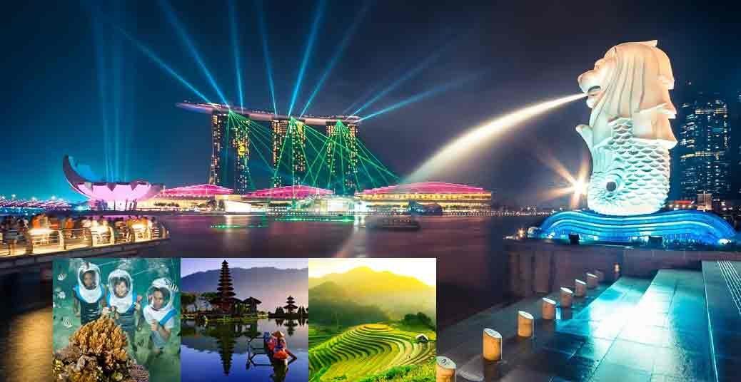 Bali with Singapore - Tour