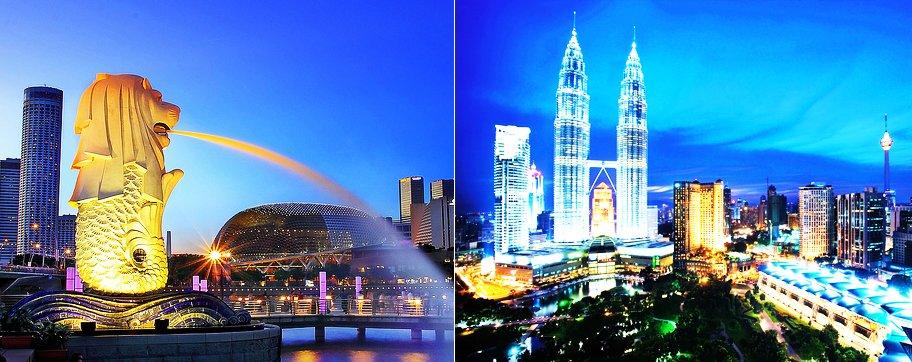 Malaysia with Singapore - Tour