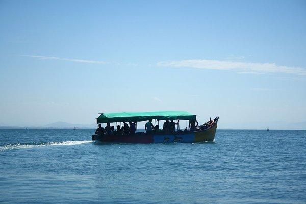 Goa Adventure Boat Trip - Tour