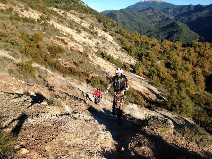 Trial Day Lleida - Tour