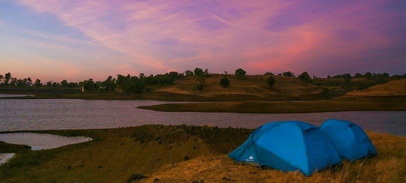 New Year Special Bhandardara Lake Side Camping - Tour