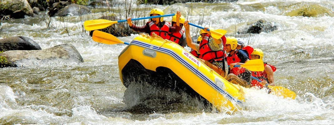 WhiteWaterRafting Barpole-South Coorg - Tour