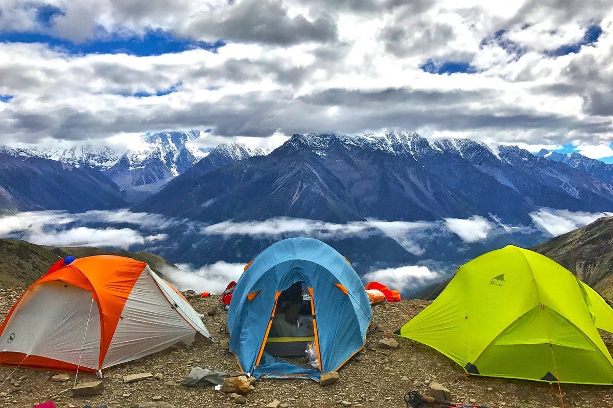 Campsite Gateways - Collection