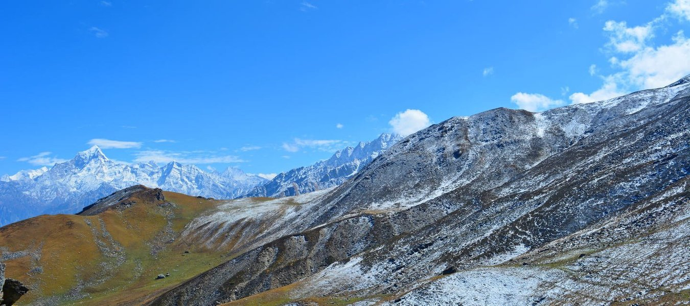 Winter Kuari Pass Trek - Tour