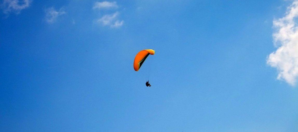 Paragliding At Kamshet - Tour