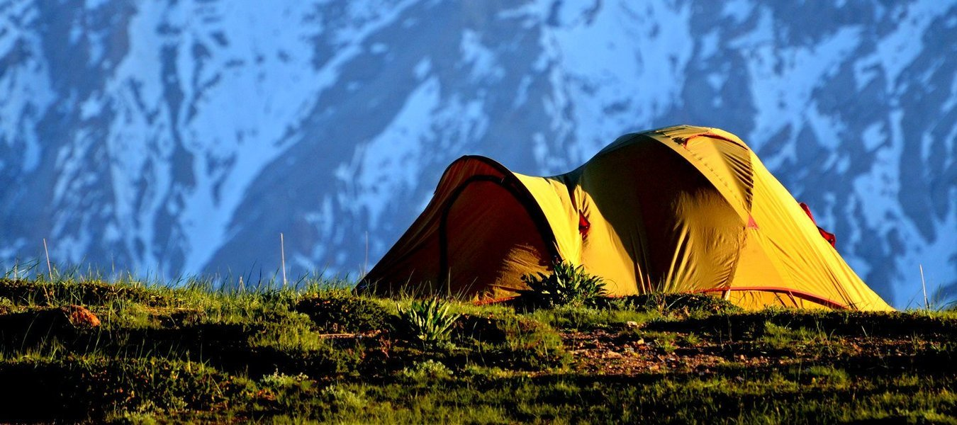 Camping, Rappelling & Cave Exploration - Tour