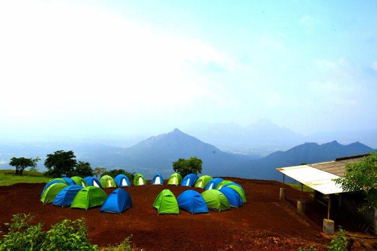 New Year Special Trekking & Camping to Prabalmachi - Tour