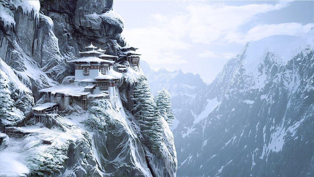 Nomadic Bhutan - Tour