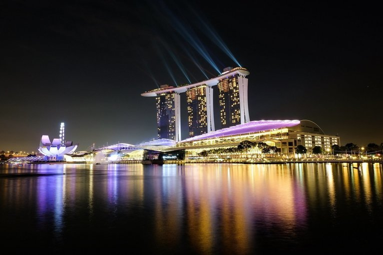 Soothing Singapore - Tour