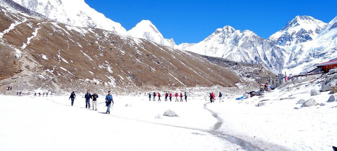 Everest Base Camp Trek - Tour