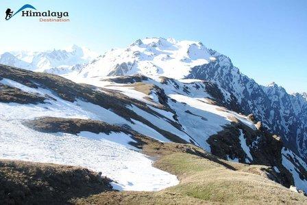Sar Pass Trek (4182m)