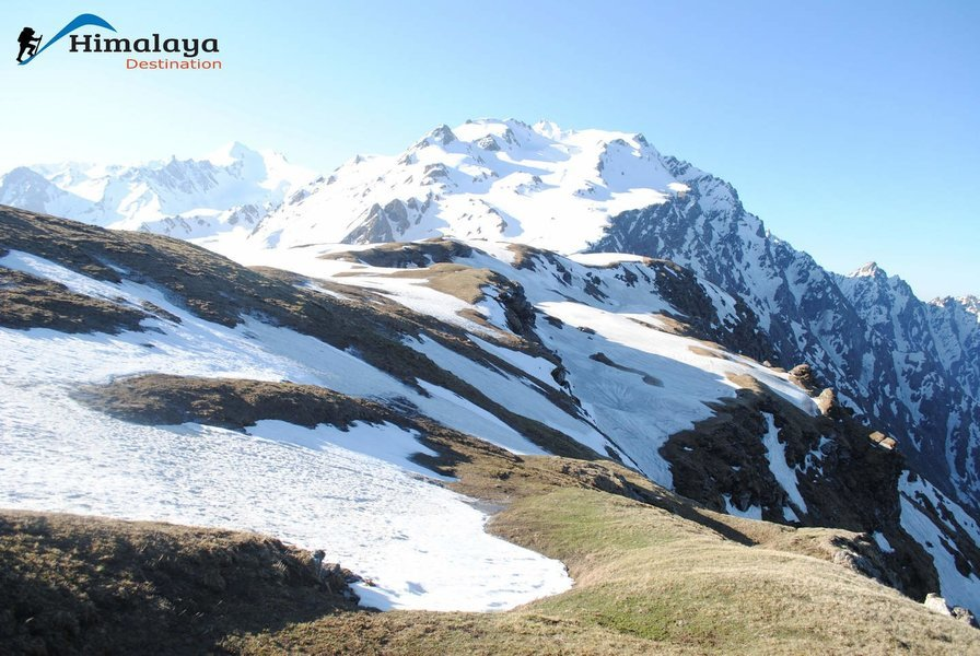 Sar Pass Trek (4182m) - Tour