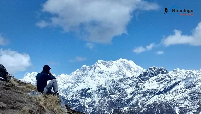 Pangarchulla Peak (4575m.) - Tour
