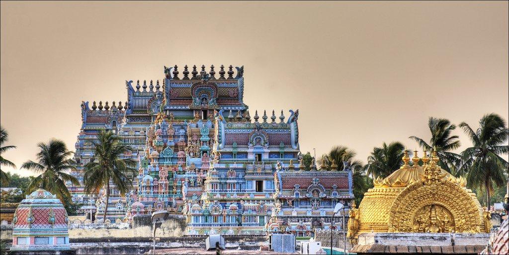 1N Trichy - 1N Madurai - 1N Rameswaram - 1N Kanyakumari - Tour