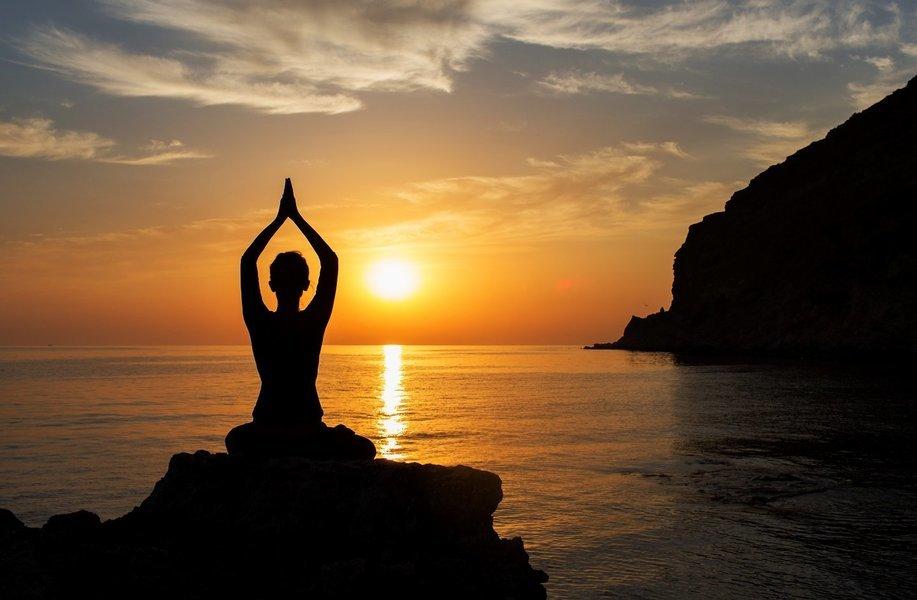 Yoga at Ganges - Tour
