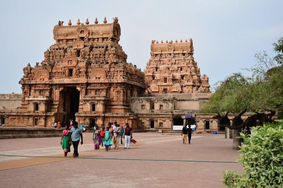 Bharatanatyam - Tanjore - Tour