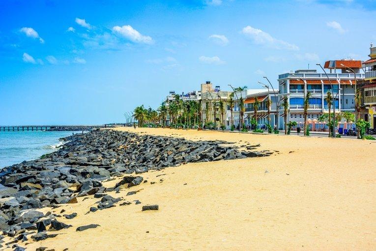 Peaceful Pondicherry - Tour