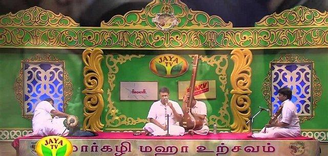 Chennai Music Season Tours - Collection