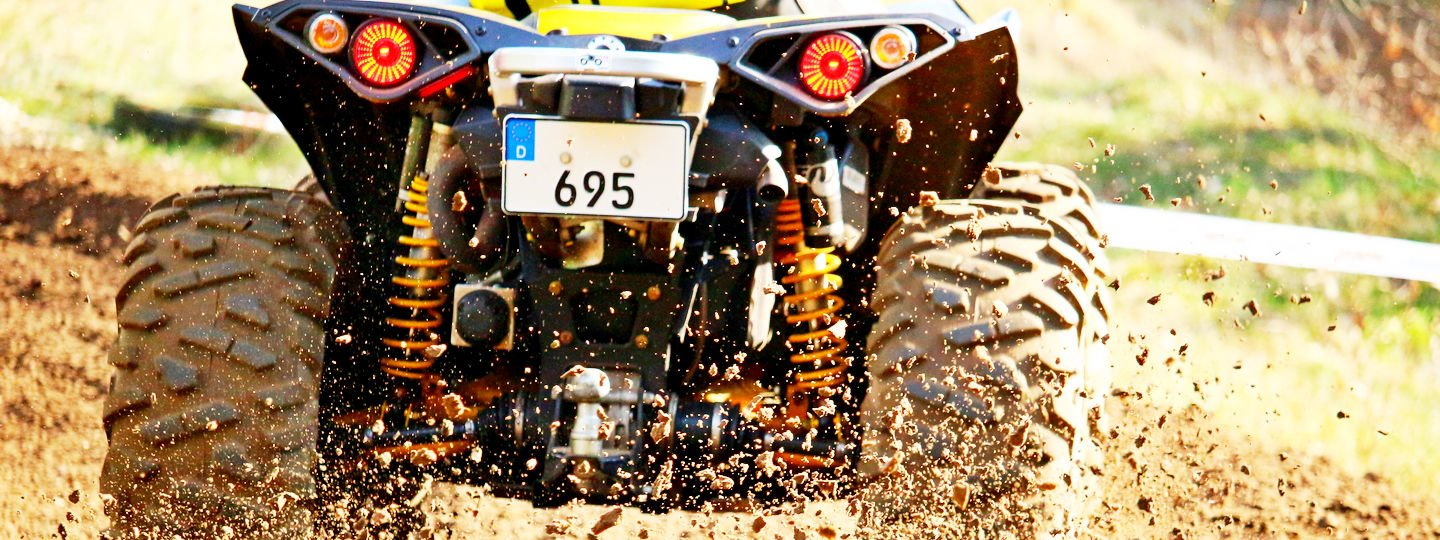 ATV Bike Ride - Tour