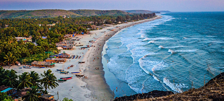 Celebrate Your Self In Goa