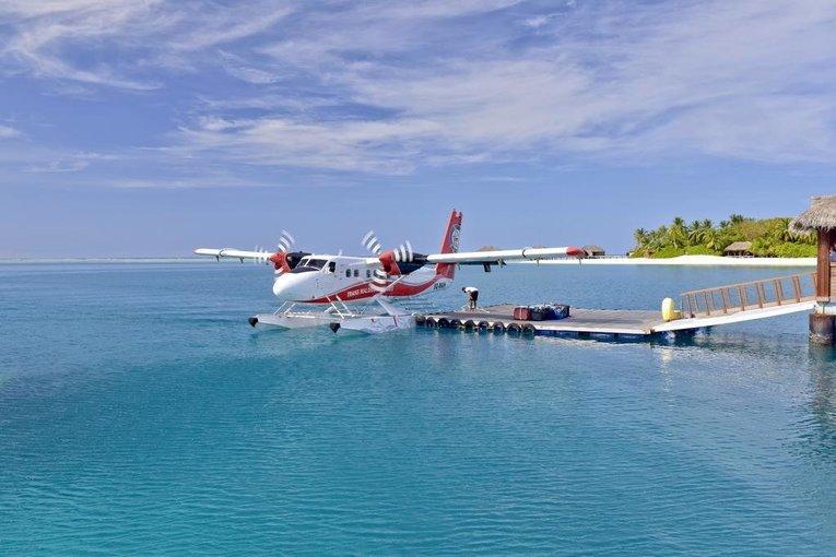 Conrad Maldives Rangali Island - Tour